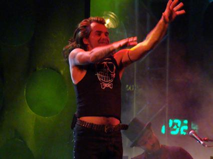 piero pelù barletta fenomeni live tour
