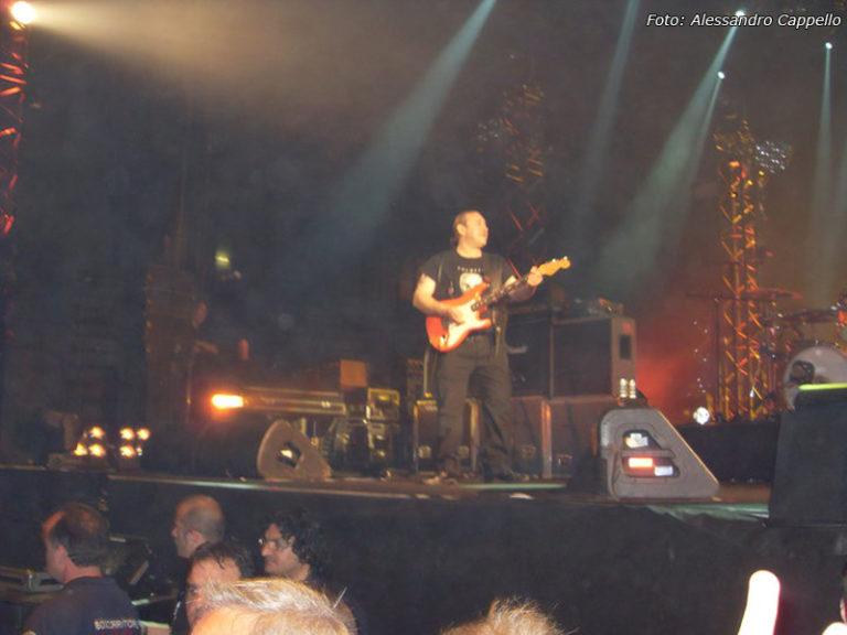 Litfiba - Reunion Tour - Acireale - Ghigo Renzulli