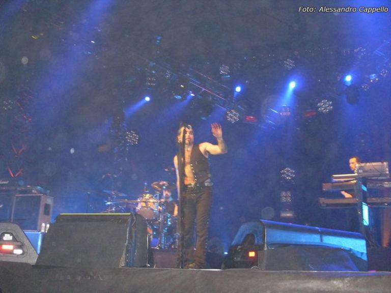 Litfiba - Reunion Tour - Acireale - Piero Pelù