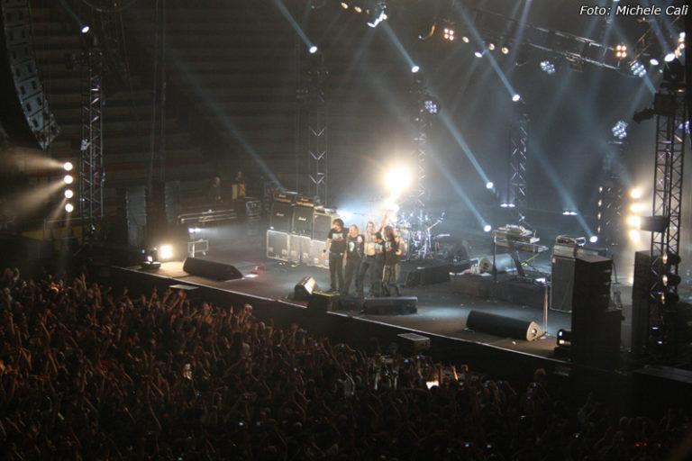 Litfiba - Reunion Tour - Acireale Foto: Michele Calì