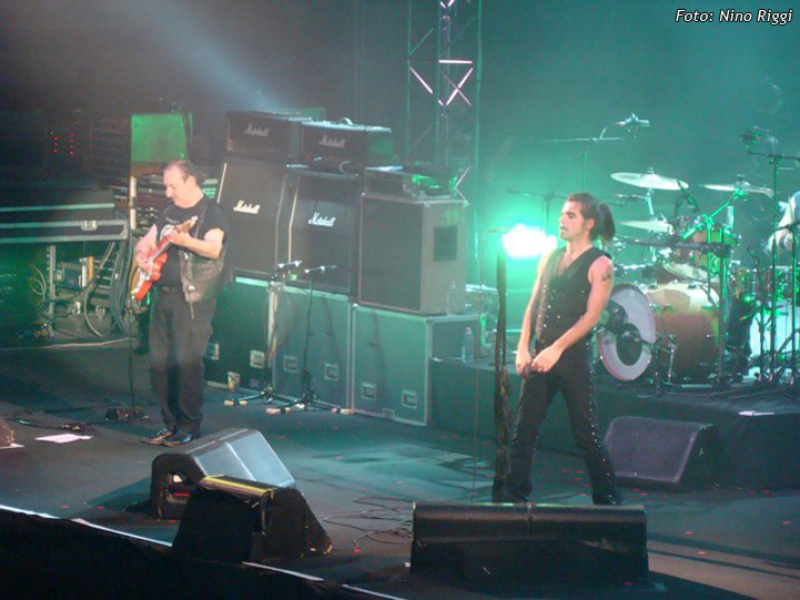 Litfiba - Reunion Tour - Acireale Foto: Nino Riggi