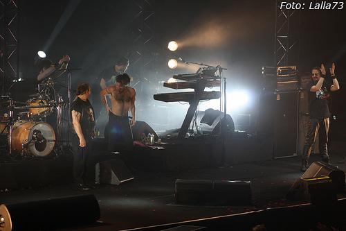 Litfiba - Reunion Tour - Acireale Foto: Lalla73