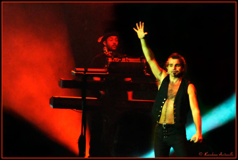 Litfiba - Reunion Tour - Acireale Foto: Loredana Iuranello