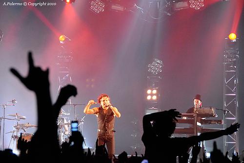 Litfiba - Reunion Tour - Acireale Foto: A.Palermo