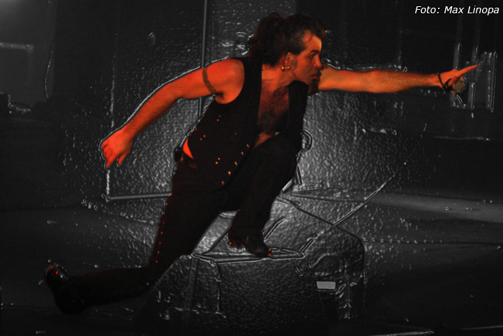 Litfiba - Reunion Tour - Acireale Foto: Max Linopa