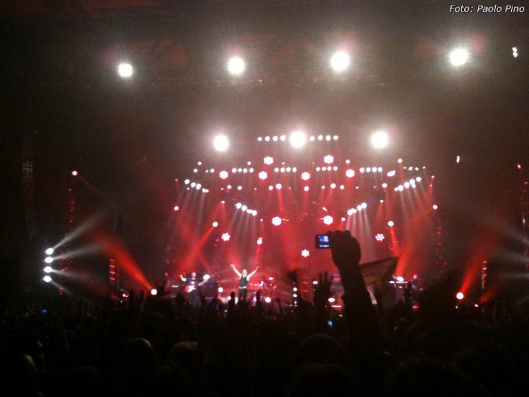 Litfiba - Reunion Tour - Acireale Foto: Paolo Pino