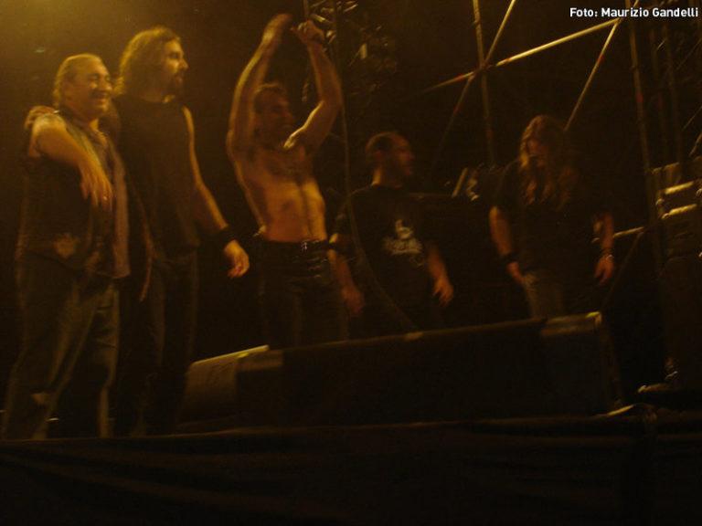 Litfiba - Reunion Tour - Bergamo Foto: Maurizio Gandelli
