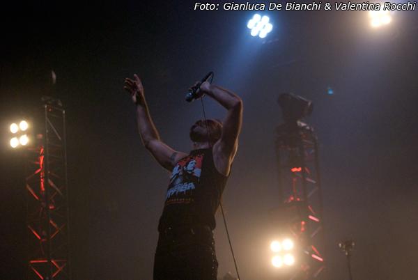 Litfiba - Perugia - Reunion Tour Foto: Gianluca De Bianchi - Valentina Rocchi