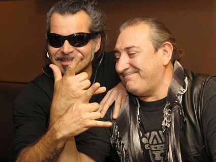 Litfiba - Venezia - Hard Rock Cafè - Presentazione Live in Verona