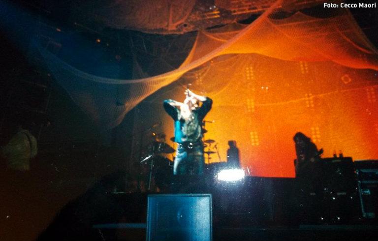 Litfiba - Bari - Mondi Sommersi Tour