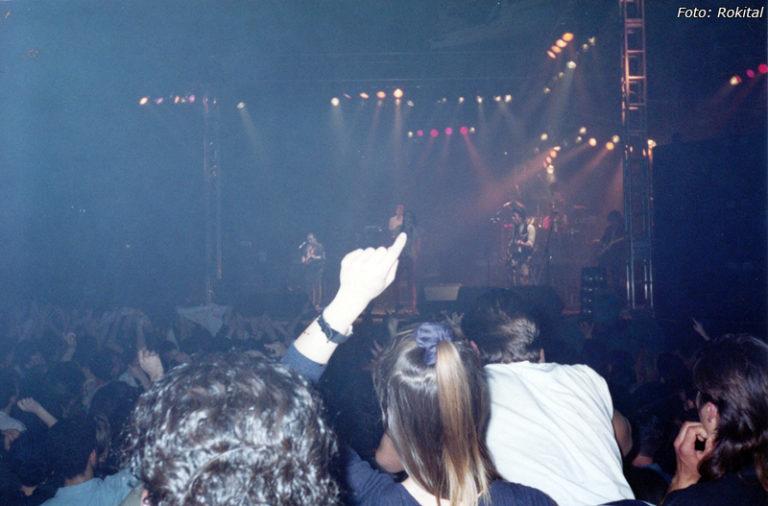Litfiba - El Diablo Tour - Sassari