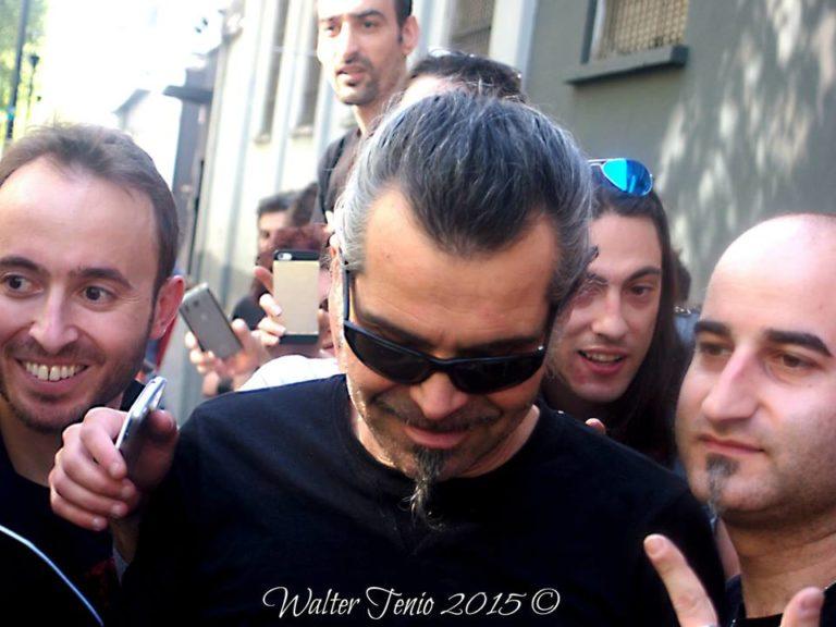 Litfiba - Milano - Tetralogia degli Elementi Tour - Foto: Walter Tenio
