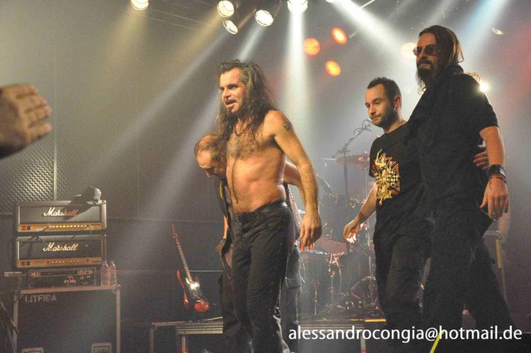 Litfiba - Berlino - Reunion Tour Foto: Alessandro Congia