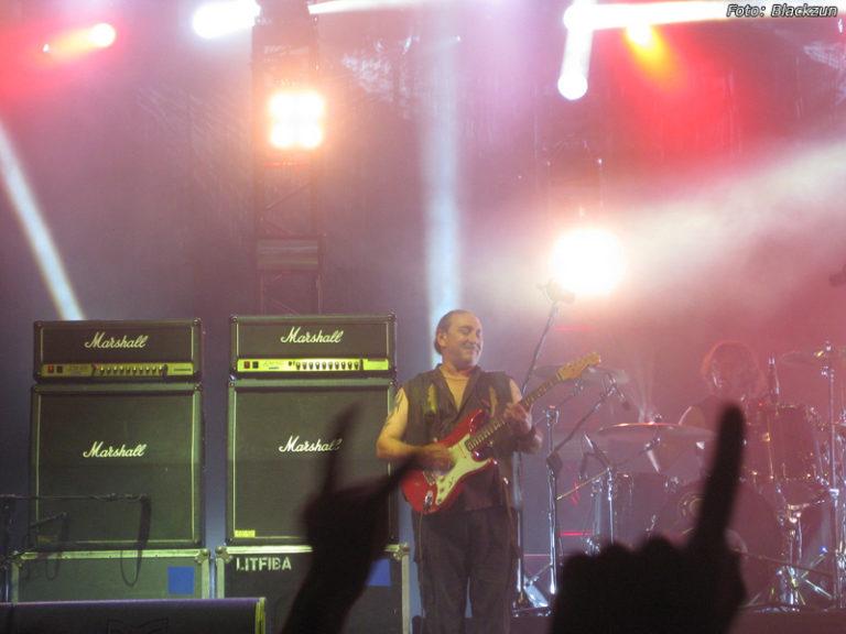 Litfiba - Majano - Reunion Tour Foto: Blackzun