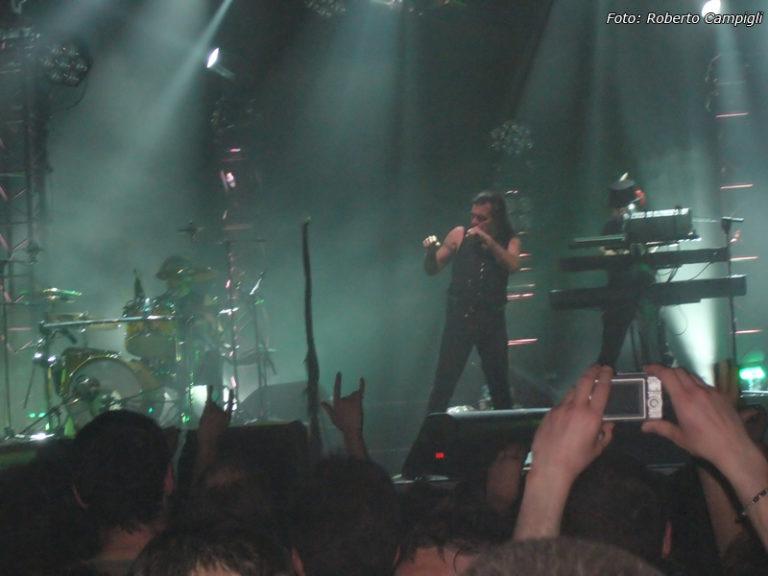 Litfiba - Reunion Tour - Firenze Foto: Roberto Campigli