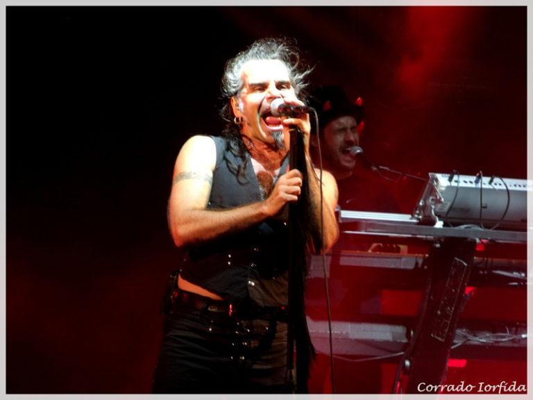 Litfiba - Reunion Tour - Catanzaro Foto: Corrado Iorfida