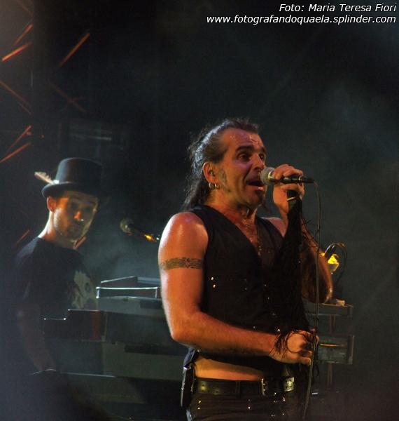 Litfiba - Reunion Tour - La Spezia Foto: Maria Teresa Fiori