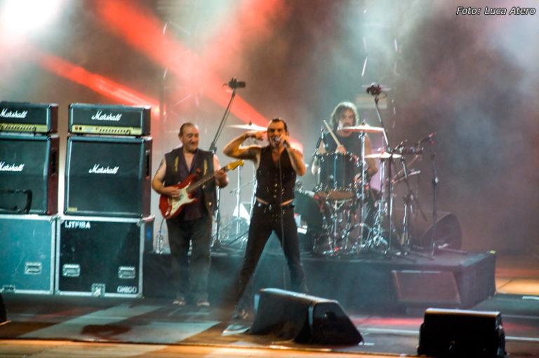 Litfiba - Napoli - Reunion Tour - Foto: Luca Atero