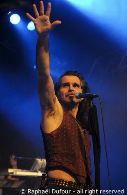Litfiba - Reunion Tour - Ginevra Foto: Raphael Dufour