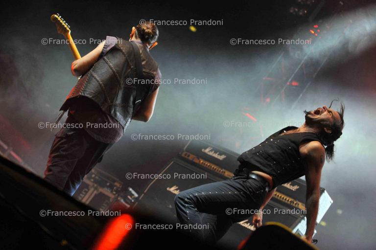 Litfiba - Milano - Reunion Tour Foto: Francesco Prandoni