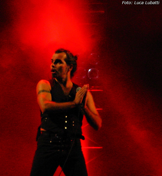 Litfiba - Reunion Tour - Bergamo Foto: Luca Lubatti