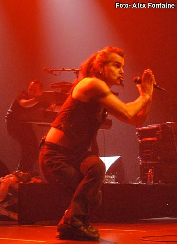 Litfiba - Bruxelles - Reunion Tour Foto: Alex Fontaine