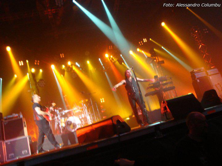 Litfiba - Reunion Tour - Firenze Foto: Alessandro Columbu
