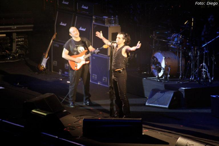 Litfiba - Reunion Tour - Firenze Foto: Diego