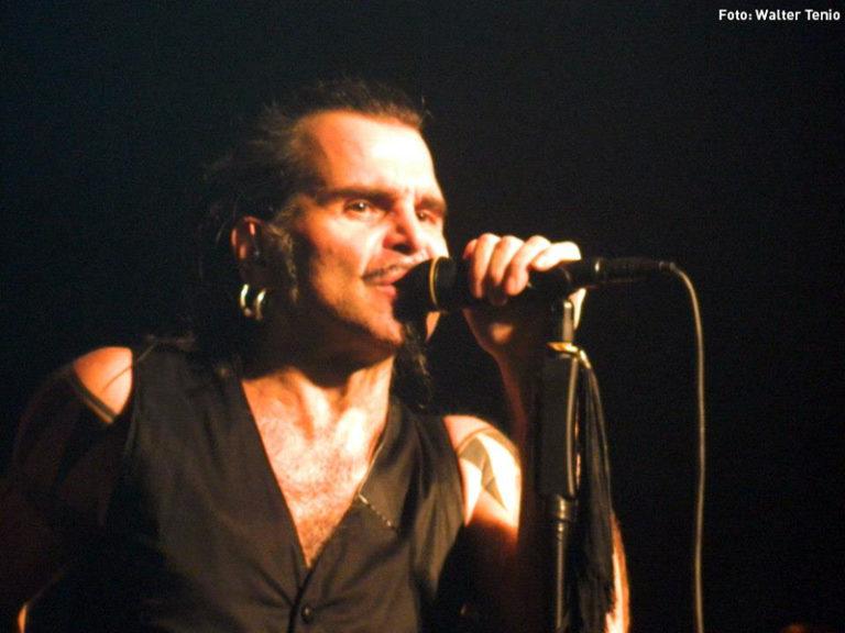 Litfiba - Milano - Trilogia 1983-1989 Tour - Foto: Walter Tenio