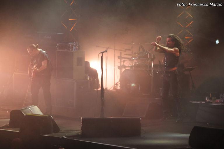 Litfiba - Reunion Tour - Milano Foto: Francesco Marzio