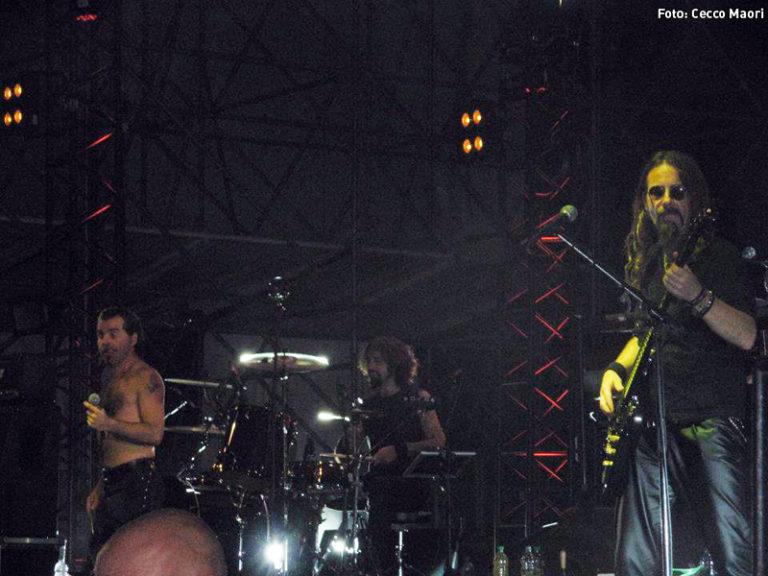Litfiba - Reunion Tour - Noci - Foto: Cecco Maori