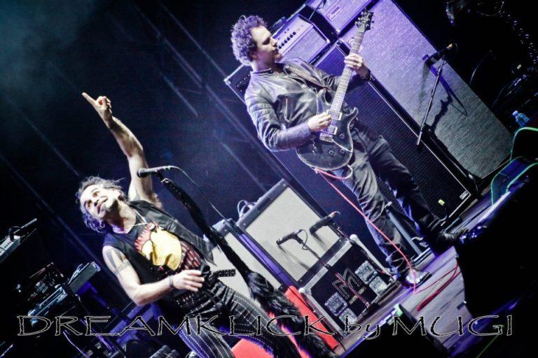 Litfiba - Verona - Grande Nazione Tour - Foto: Mugi