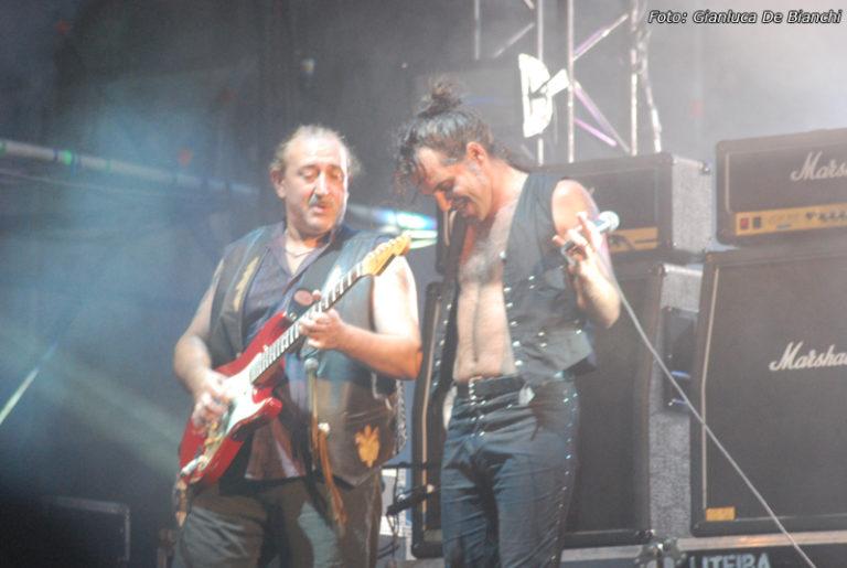 Litfiba - Reunion Tour - Roma - Foto: Gianluca De BianchiLitfiba - Reunion Tour - Roma - Foto: Gianluca De Bianchi