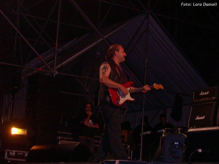 Litfiba - Reunion Tour - Villafranca - Foto: Lara Damoli