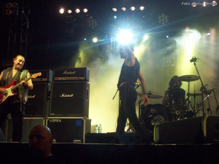 Litfiba - Cagliari - Reunion Tour Foto: Sonia Perinu