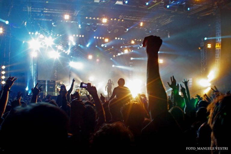 Litfiba - Reunion Tour - Firenze Foto: Manuele Vestri