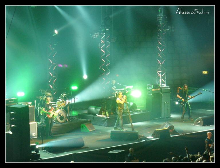 Litfiba - Reunion Tour - Milano Foto: Alessio Salini