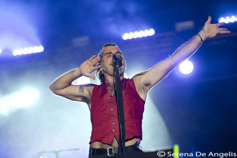 Litfiba - Roma - Grande Nazione Tour - Foto: Serena De Angelis