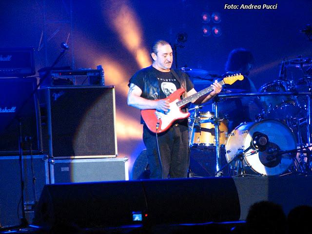 Litfiba - Reunion Tour - Firenze Foto: Andrea Pucci