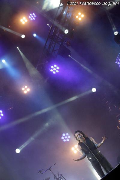 Litfiba - Reunion Tour - Milano Foto: Francesco Bogliani