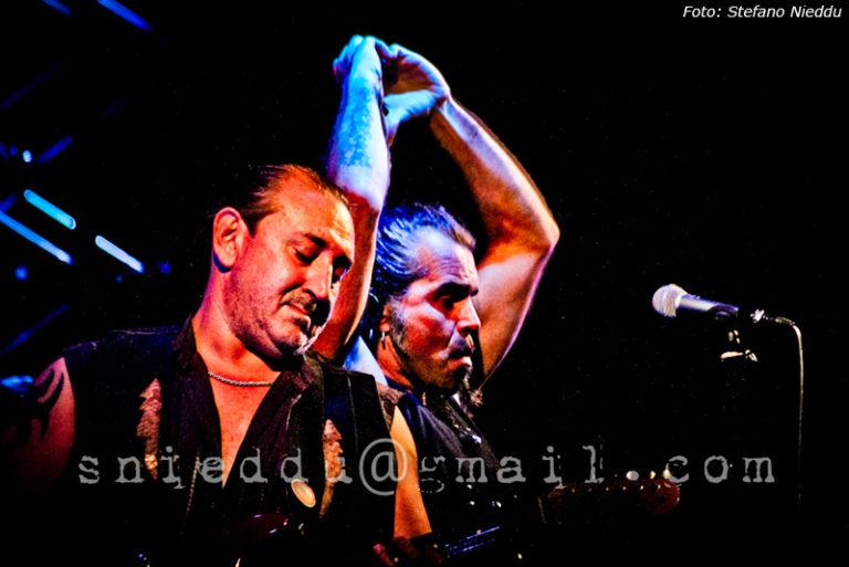 Litfiba - Cagliari - Reunion Tour Foto: Stefano Nieddu