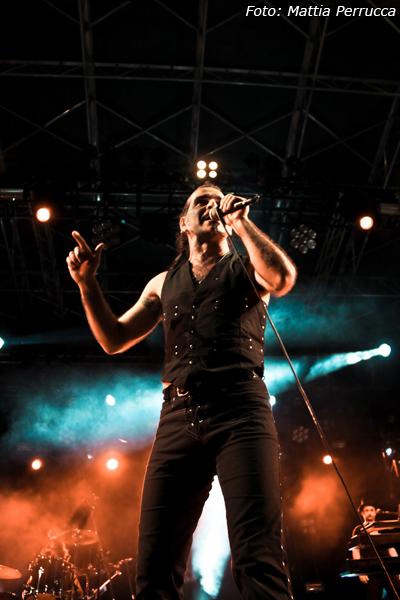 Litfiba - Reunion Tour - La Spezia Foto: Mattia Perrucca