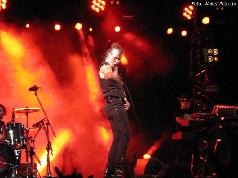 Litfiba - Cagliari - Reunion Tour Foto: Walter Petretto