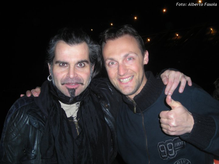 Litfiba - Reunion Tour - Milano Foto: Alberto Fasola