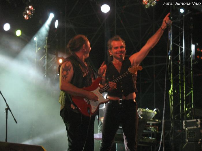 Litfiba - Reunion Tour - Campofelice di Roccella Foto: Simona Valo