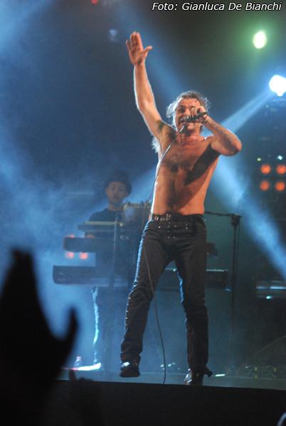 Litfiba - Reunion Tour - Roma - Foto: Gianluca De Bianchi
