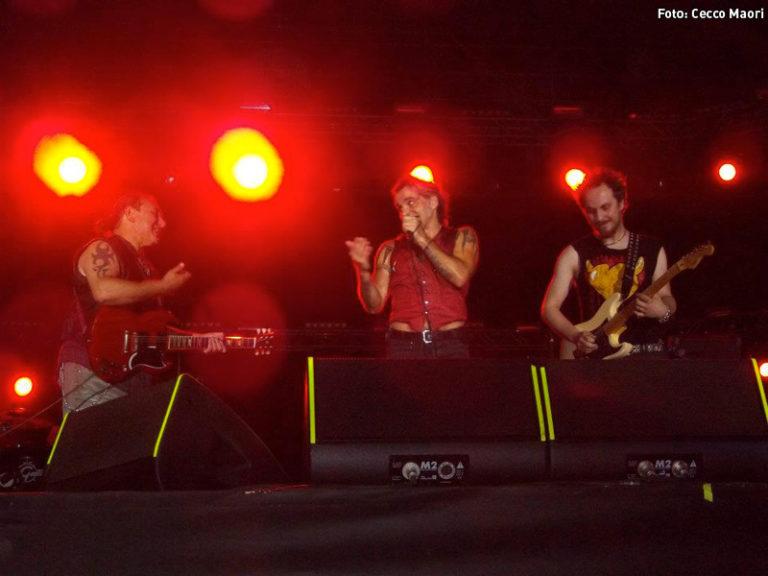 Litfiba - Roma - Grande Nazione Tour - Foto: Cecco Maori