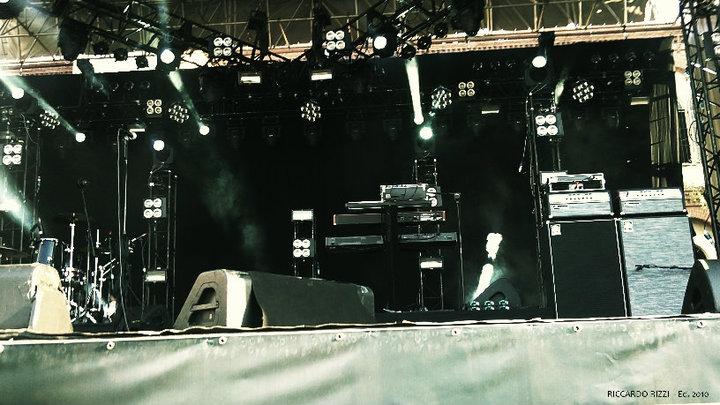 Litfiba - Reunion Tour - Collegno Foto: Riccardo Rizzi