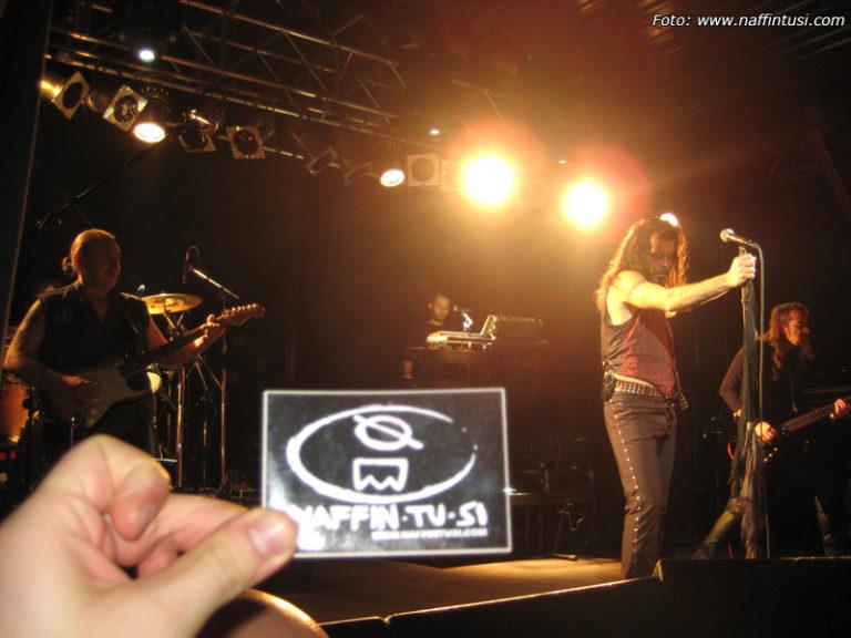 Litfiba - Reunion Tour - Monaco Foto: Naffintusi.com