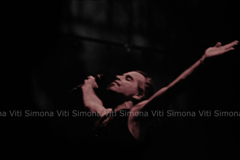 Litfiba - Firenze - Grande Nazione Tour - Foto: Simona Viti